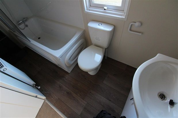 Bathroom of Langford, North Side, Carnforth LA6