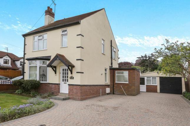 Thumbnail Detached house for sale in Oak Street, Kingswinford, West Midlands