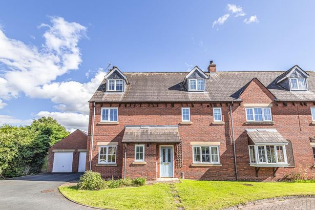 Thumbnail Semi-detached house for sale in Eardisley, Herefordshire