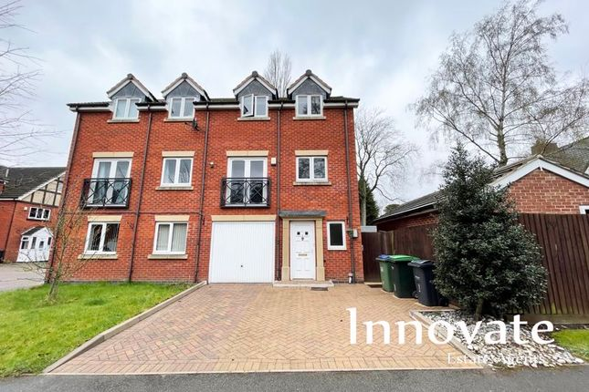 4 bed semi-detached house to rent in Newton Road, Great Barr, Birmingham B43