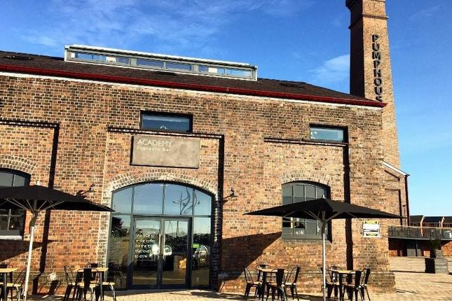 Thumbnail Restaurant/cafe for sale in Unit 1 The Pumphouse, Barry