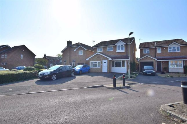 Thumbnail Detached house for sale in Spinney Road, Barnwood, Gloucester