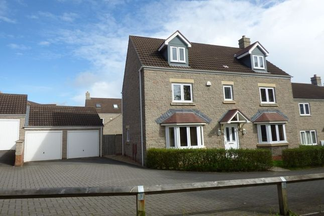 Thumbnail Detached house for sale in Walter Road, Frampton Cotterell, Bristol
