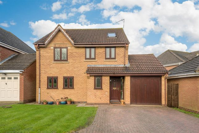 Thumbnail Detached house for sale in Teal Close, Daventry