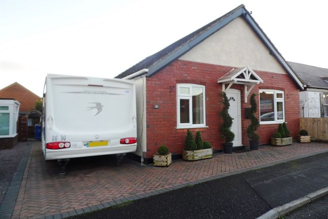 3 bed detached bungalow for sale in Hawthorn Avenue, Cherry Willingham, Lincoln