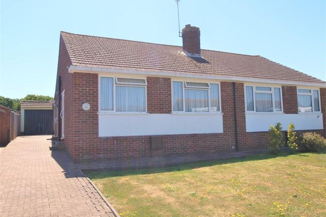 Thumbnail Semi-detached bungalow for sale in Greenleaf Gardens, Polegate