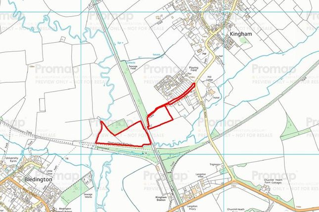 Thumbnail Land for sale in Land At Kingham, Kingham, Chipping Norton, Oxfordshire