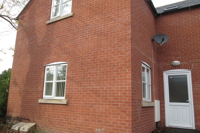 Thumbnail Flat to rent in North Street, Derby