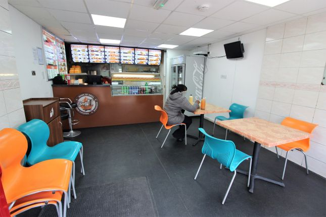 Thumbnail Restaurant/cafe to let in Park Street, Slough