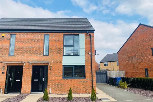 Thumbnail Semi-detached house for sale in Magenta Crescent, Balby, Doncaster
