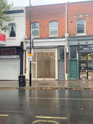 Thumbnail Retail premises to let in 7 Lordship Lane, East Dulwich, London