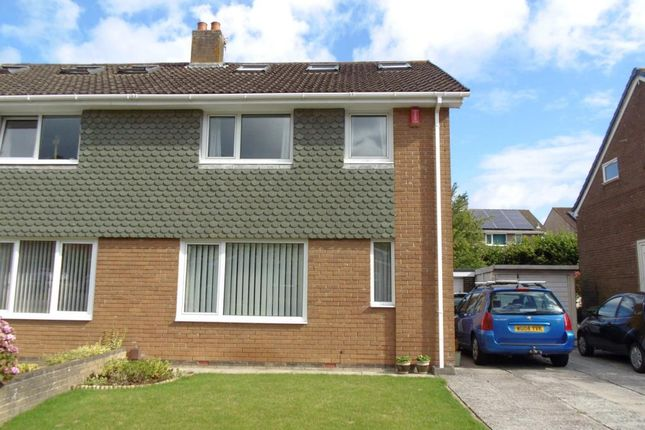 4 bed semi-detached house for sale in Cherry Park, Plympton, Plymouth, Devon