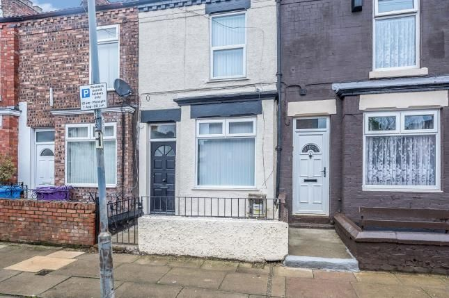 Front of Gloucester Road North, Liverpool, Merseyside L6