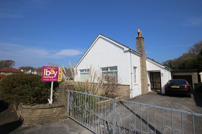 Thumbnail Bungalow for sale in Sea View Drive, Hest Bank, Lancaster