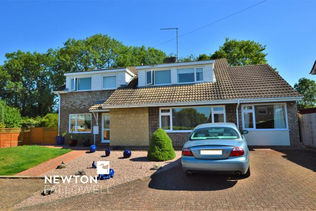4 bed detached house for sale in Manor Close, Ryhall, Stamford PE9