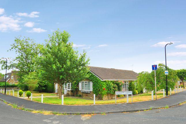 Thumbnail Detached bungalow for sale in Rossett Drive, Harrogate