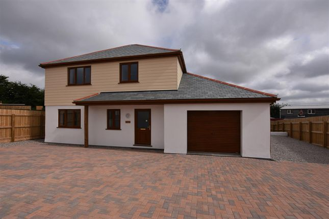 Thumbnail Detached house for sale in The Paddock, Stamps Lane, Illogan Highway, Redruth