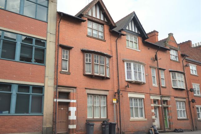 Thumbnail Terraced house for sale in Regent Road, Leicester