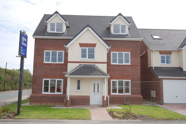 Thumbnail Detached house for sale in The Bleaberry House Type, Rock Lea, Barrow-In-Furnes
