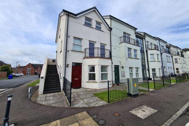 Thumbnail Flat for sale in Linen Terrace, Bangor