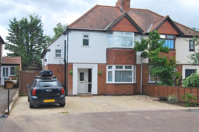 Thumbnail Semi-detached house for sale in Lansdown Road, Kingsholm, Gloucester