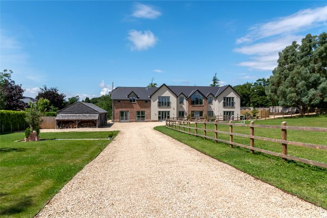 Thumbnail Equestrian property for sale in West Hill, Wraxall