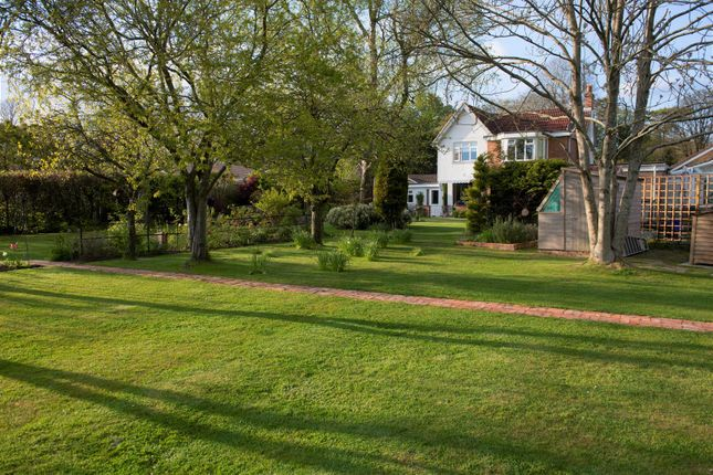 Thumbnail Detached house for sale in Roundway Gardens, Devizes