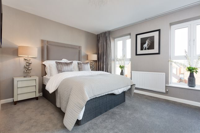 Thumbnail Flat for sale in Stowe House, Northstowe