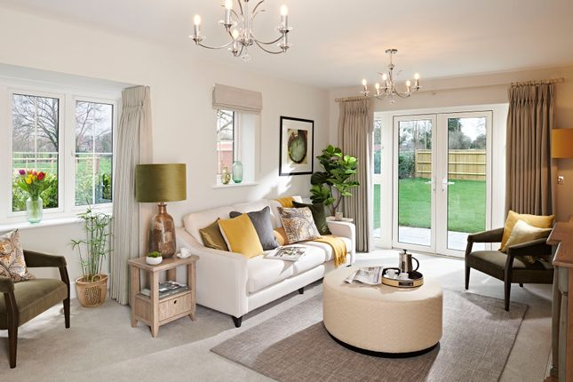 Thumbnail Detached house for sale in Whitsbury Road, Fordingbridge