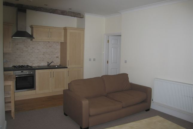 Thumbnail Flat to rent in Kensington House, Flat 3, Castle Lake, Haverfordwest.