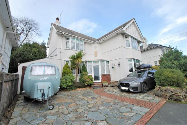 Thumbnail Detached house to rent in Franklyns, Crownhill, Plymouth