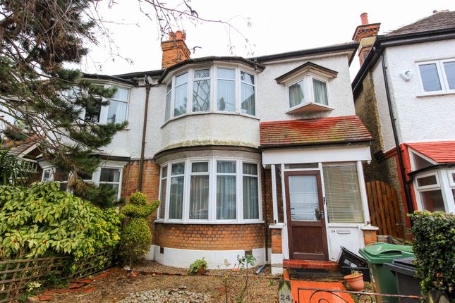Thumbnail Semi-detached house for sale in Buxton Road, London