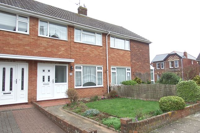Thumbnail Terraced house to rent in Princes Square, Exeter