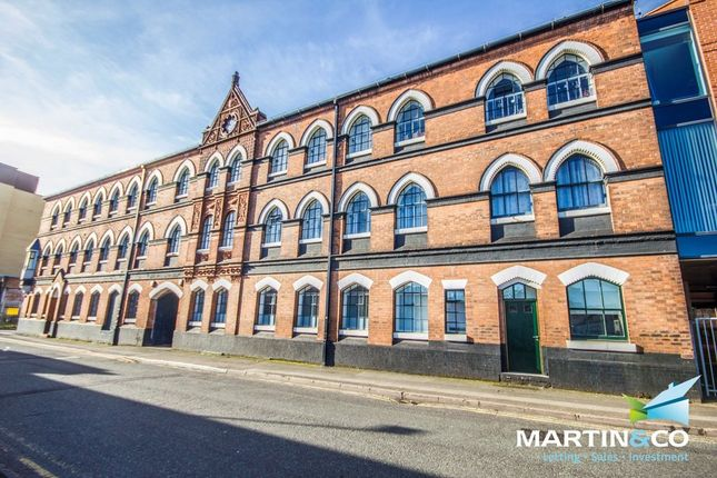 Thumbnail Flat for sale in The Brolly Works, Allison Street, Birmingham