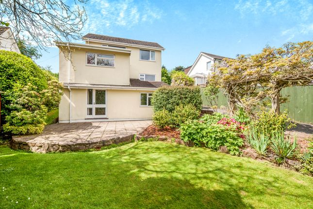Thumbnail Detached house for sale in Odlehill Grove, Abbotskerswell, Newton Abbot