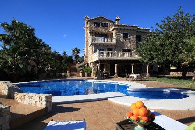 House And Pool of Spain, Málaga, Alhaurín De La Torre