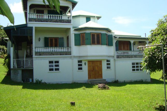 Thumbnail Villa for sale in Five (5) Bedroom Villa In Morne Daniel, Morne Daniel, Dominica