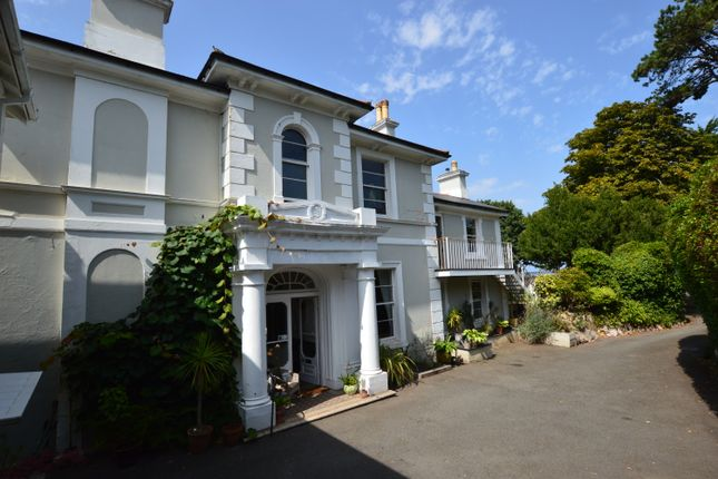 Thumbnail Flat for sale in Lincombe Drive, Torquay
