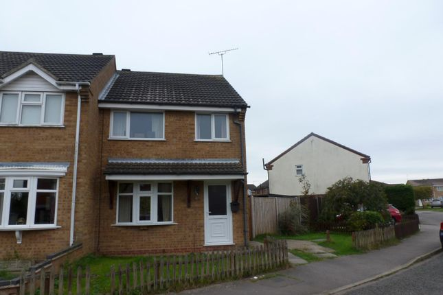 Thumbnail Semi-detached house to rent in Fortress Road, Carlton Colville, Lowestoft