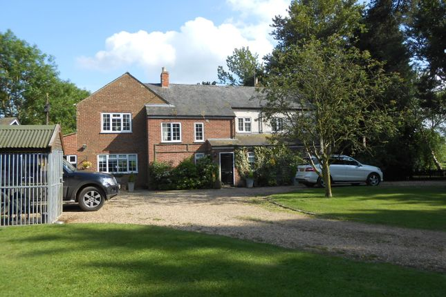 Thumbnail Detached house to rent in Naseby, Northampton