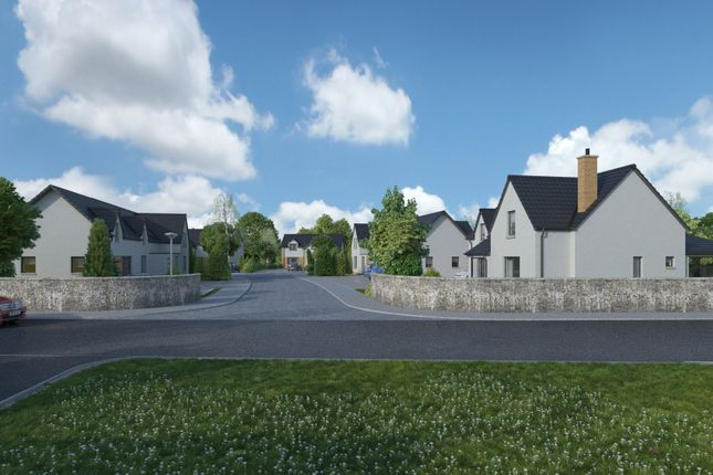 Thumbnail Detached house for sale in Clyde Grove Nursery Development, Crossford