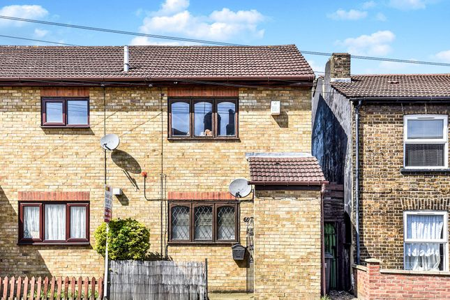 Thumbnail Semi-detached house for sale in Cross Road, Croydon