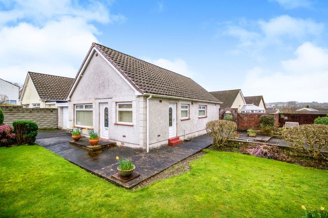 Thumbnail Detached bungalow for sale in Heather Close, Sarn, Bridgend