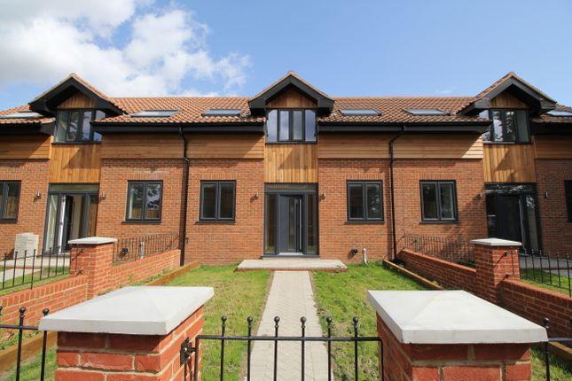 Thumbnail Terraced house to rent in Herriard, Basingstoke