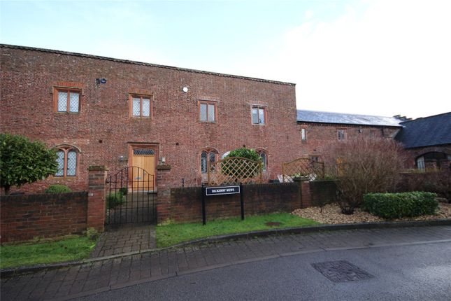 Thumbnail Terraced house for sale in 2 Rickerby Mews, Rickerby, Carlisle, Cumbria