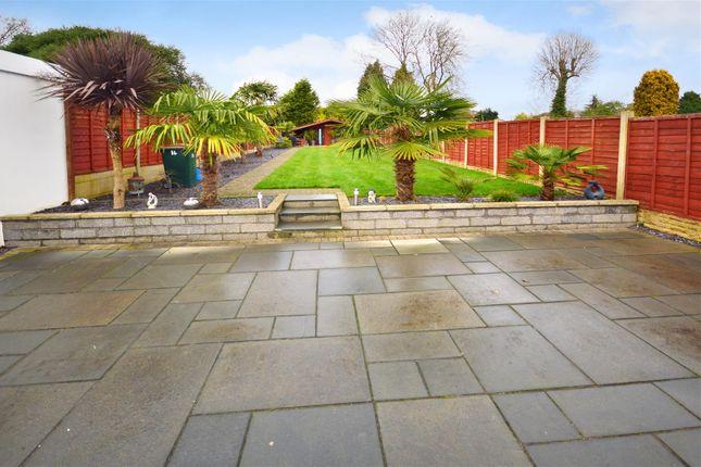 Garden of Salisbury Avenue, Styvechale, Coventry CV3