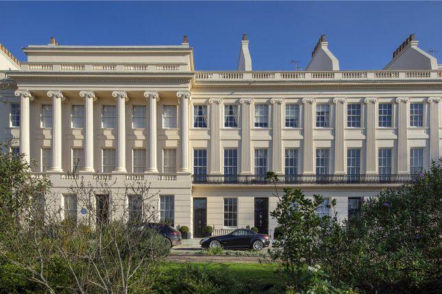 Thumbnail Terraced house for sale in Gloucester Gate, Regent's Park, London