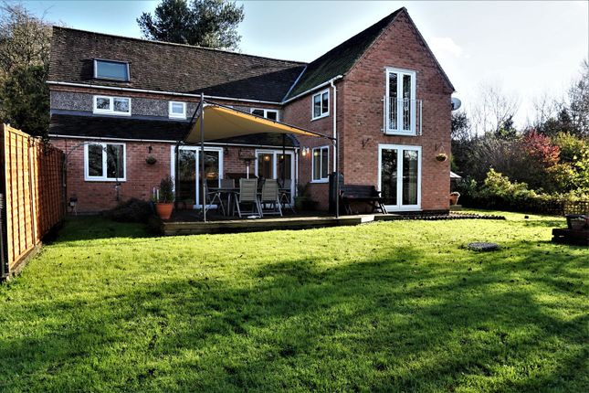 Thumbnail Detached house for sale in Pisca Lane, Heather