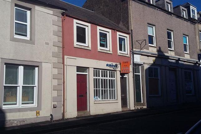 Thumbnail Maisonette for sale in High Street, Coldstream