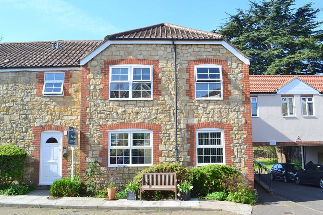Thumbnail 2 bed flat for sale in Vineys Yard, Bruton, Somerset